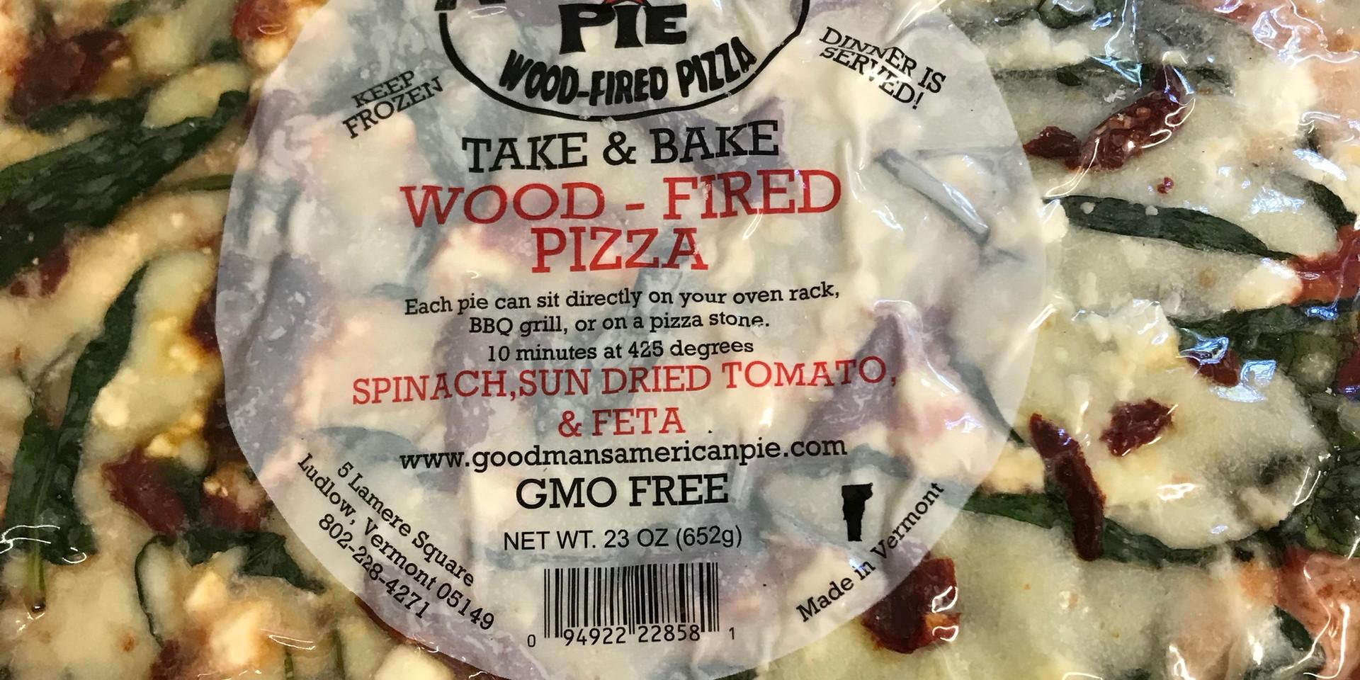 Goodmans American Pie Pizza