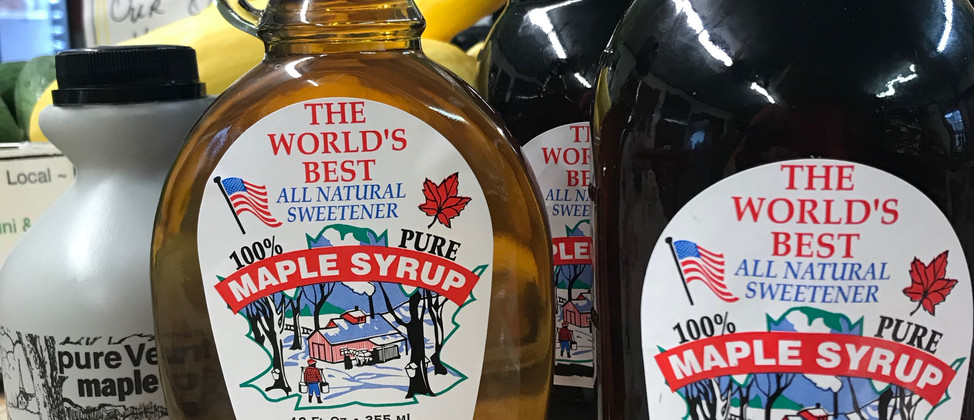 Jenne Farm Maple Syrup