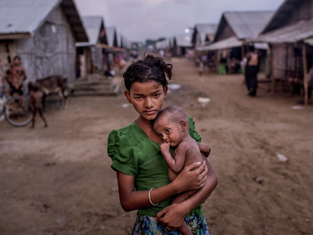 Killing Them With Indifference. The Story Of The Rohingya.