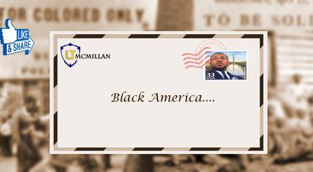 Dear Black America...