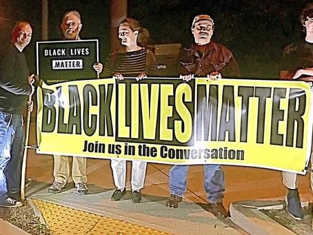 LET'S TALK ABOUT BLACK LIVES MATTER