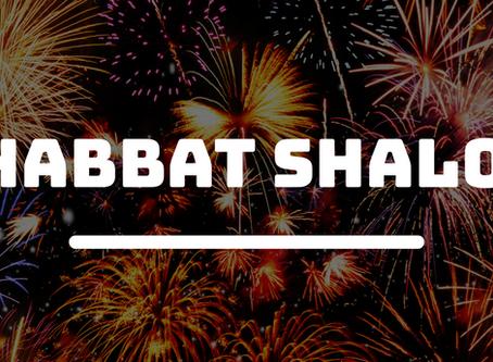 Shabbat Shalom or Happy Weekend Everyone