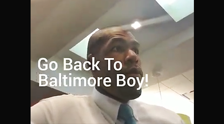 """Go Back To Baltimore, Boy!"""