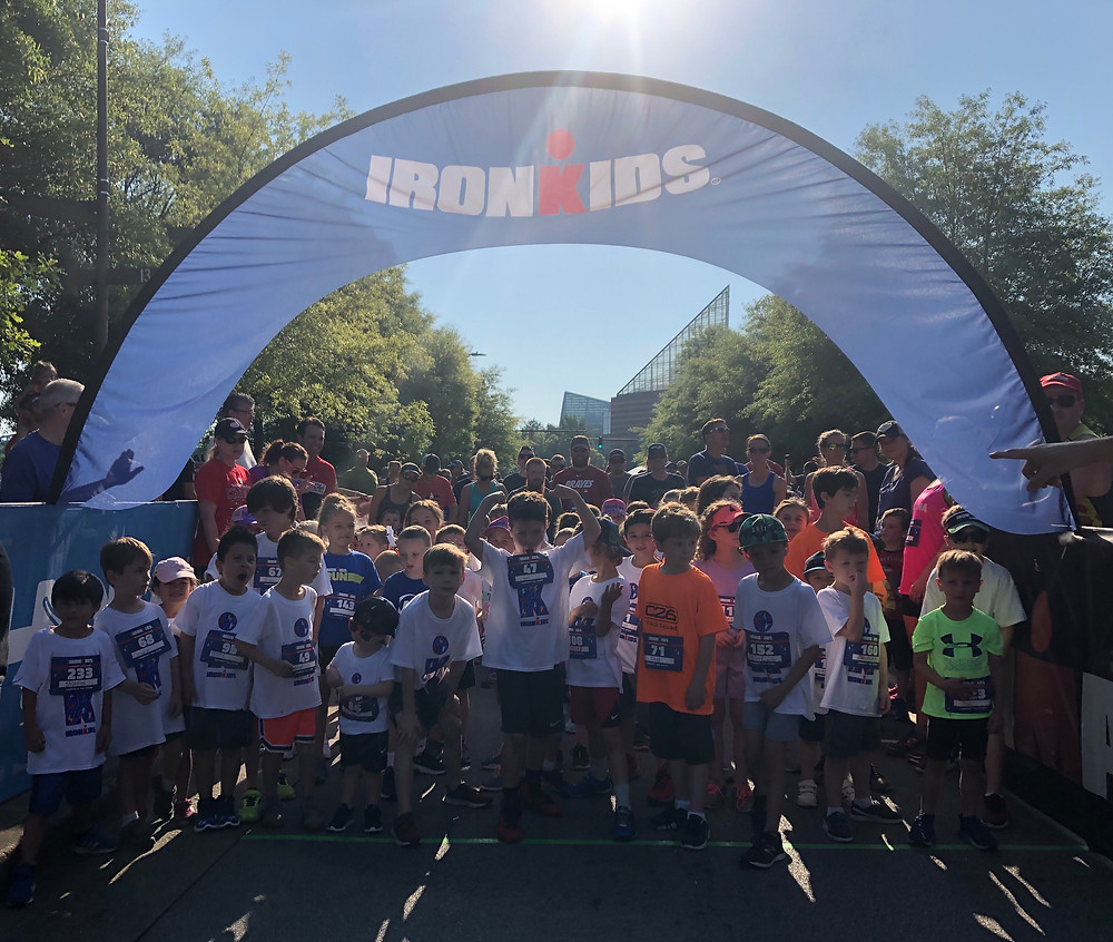 Ironkids Santa Rosa sponsored by Sonoma County Builders