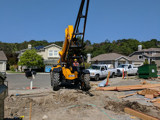 Sonoma County Builders May 8 Update