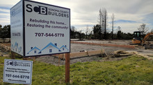 "Sonoma County Builders is the first contractor ""out of the ground"" in the Miramonte Commun"