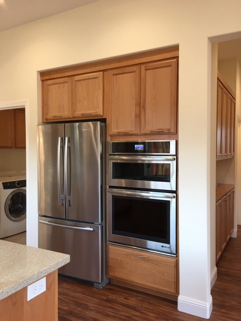 Sonoma County Builders kitchen Fountaingrove