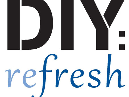 DIY: Refresh Your Space