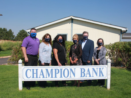 Editor's Take: Champion Bank