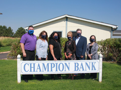 Editor's Take: Champion Bank