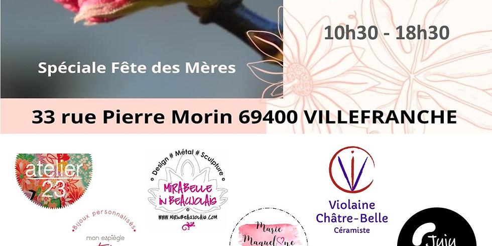 POP UP DE PRINTEMPS  à La Petite Académie * villefranche s/saone
