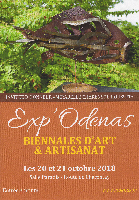 Exposition-Biennale-ODENAS-2018-Affiche0