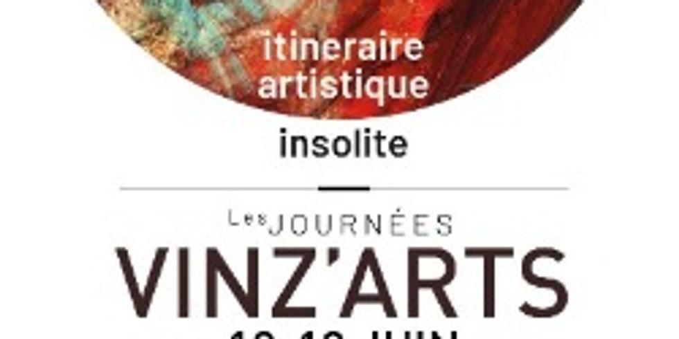 Vinz'Art - Le parcours artistique insolite