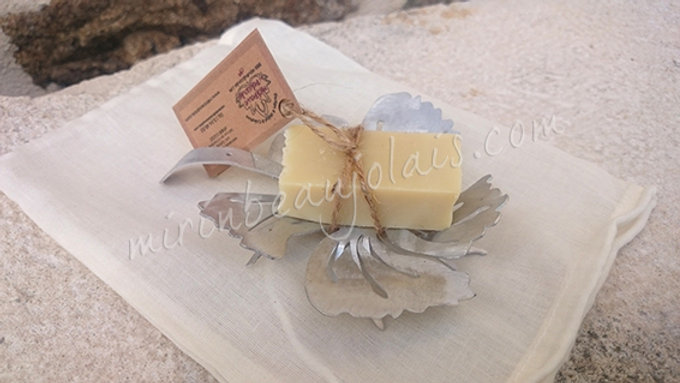 Porte-savon Fleur Hibiscus