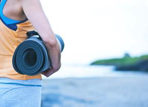 Ouderen op een hindernisbaan: vallen kun je leren
