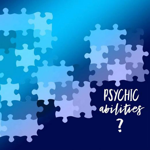 HARNESS YOUR ABILITIES 75 Minute Psychic Reading Coaching