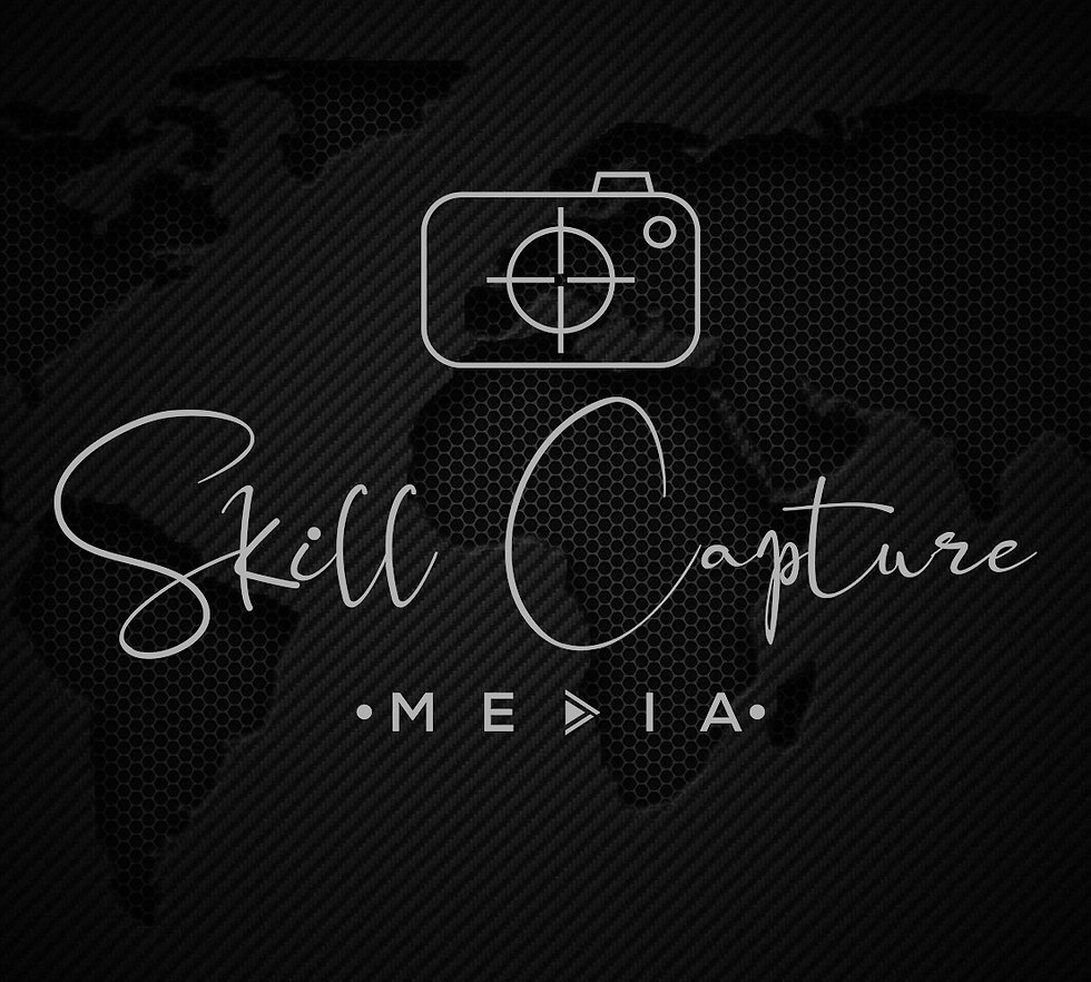 Skill Capture Media photography banner