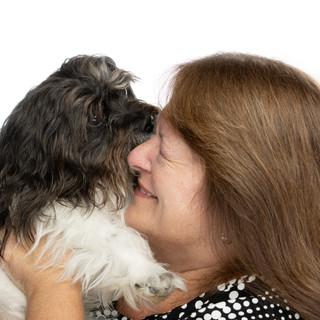 Pet and Owner Portrait