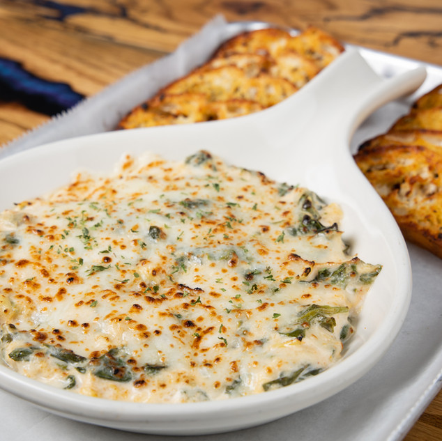 Spinach Dip Food Photo