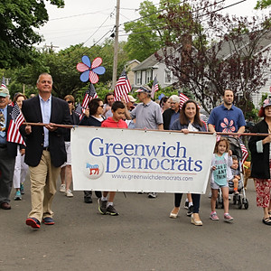 2018 Old Greenwich Memorial Day Parade