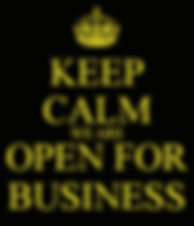 keep-calm-we-are-open-for-business