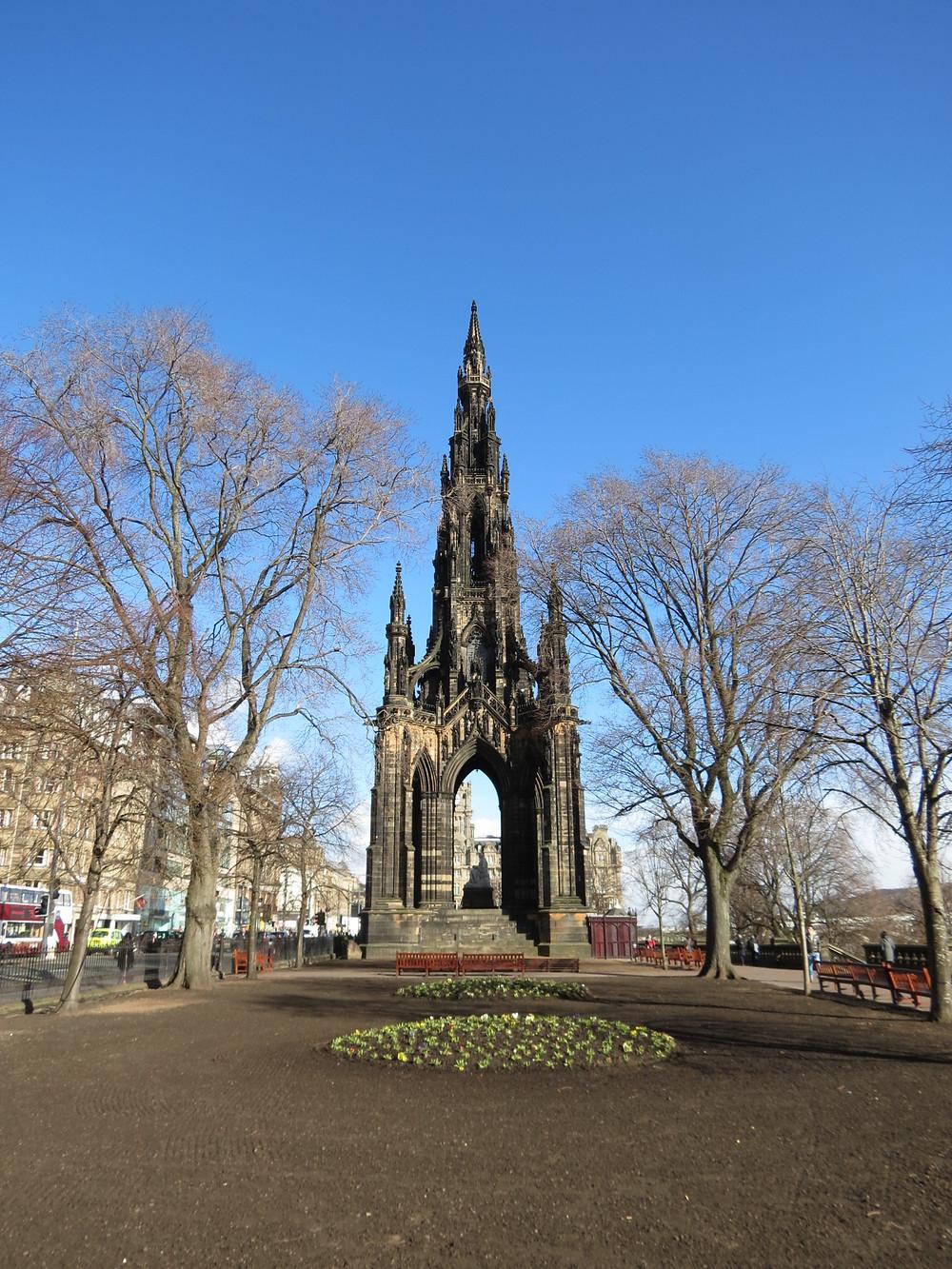Scott Monument-Edinburgh