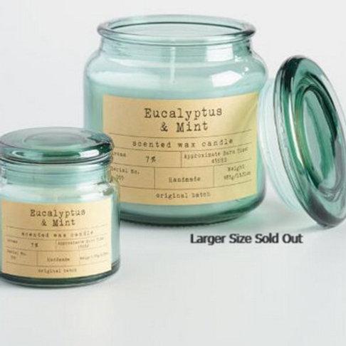 Eucalyptus & Mint Candle