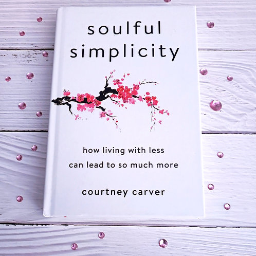 (Hard Cover) Soulful Simplicity
