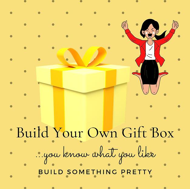 Customizable Gift Box