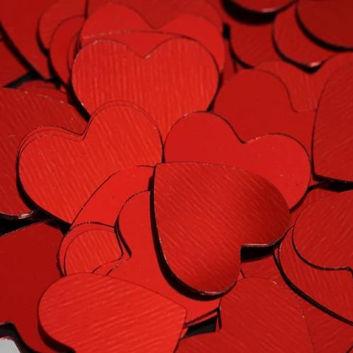 Heart-Shaped Confetti