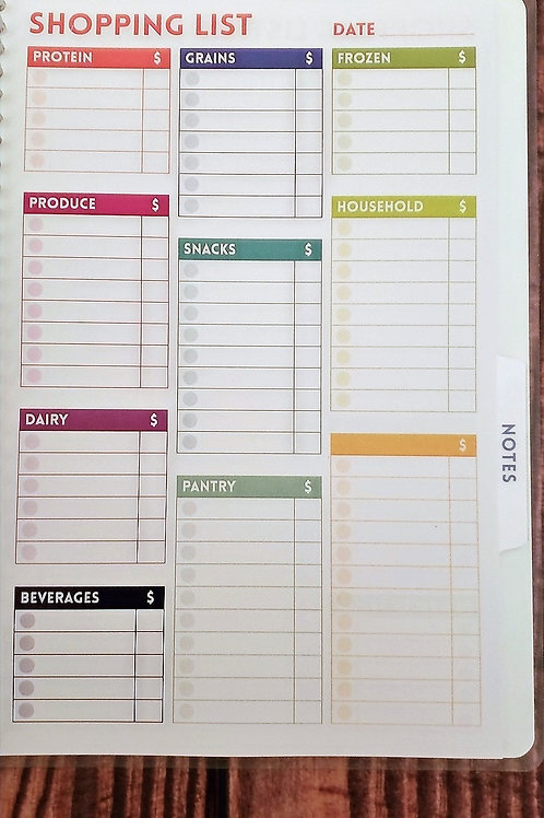 2021 Ultimate Fitness Planner