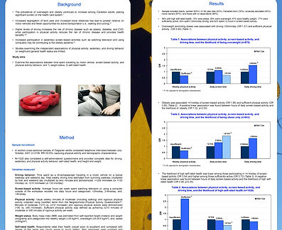 ICPAPH 2010 Association between driving