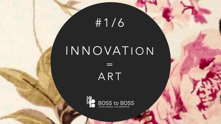 L'innovation est un art - #1/6 REX learnex