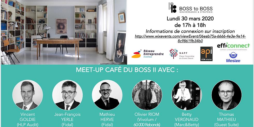 Meet-up Café du BOSS II - #COVID19