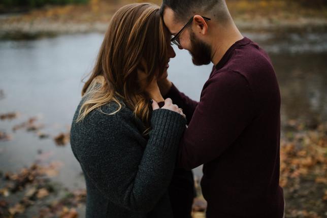 Engagement Photo Rachel Langlois