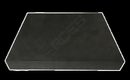 İzostatik Preslenmiş Grafit Levha - 6.35 mm kalınlık