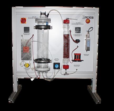 Sodyum Borhidrür Hidroliz Reaksiyonu Test Sistemi