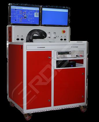 PEM ve DMFC Yakıt Pili Test Sistemi