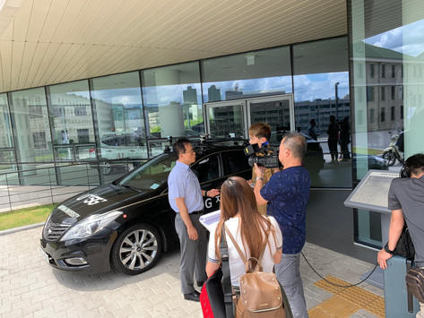 Singaporean Media Channel 8 Covered ACE Lab