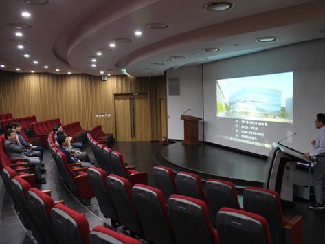 Hyundai Mobis Board Members Visited ACE Lab
