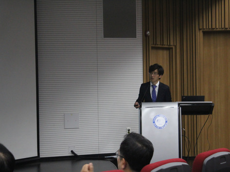 Minchul Lee and Wonteak Lim of ACE Lab Presented Doctoral Dissertation