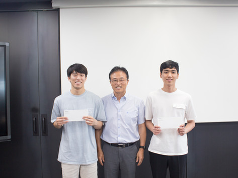 2019 ACE Lab Internship Program Review – Lee Daon and Choi Hohyun