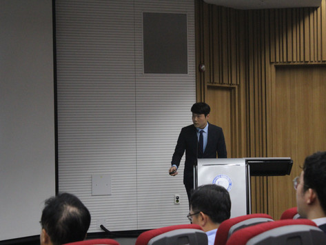 Sumyeong Lee of ACE Lab Presented Master's Thesis
