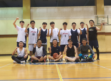 ACE Lab Basketball Game
