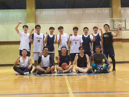 ACE Lab Basketball Game