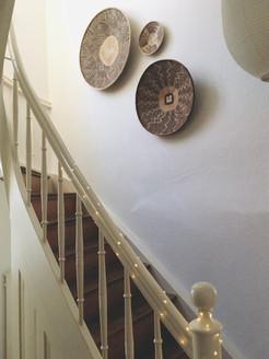 Nostalgischer Treppenaufgang