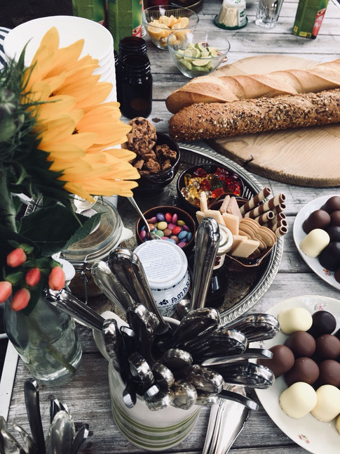 Geburtstagsgrillbuffet