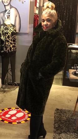 Faux Fur Coat_8975