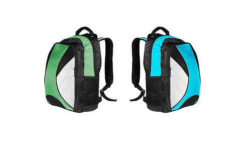 Mochila Backpack Azul o Verde