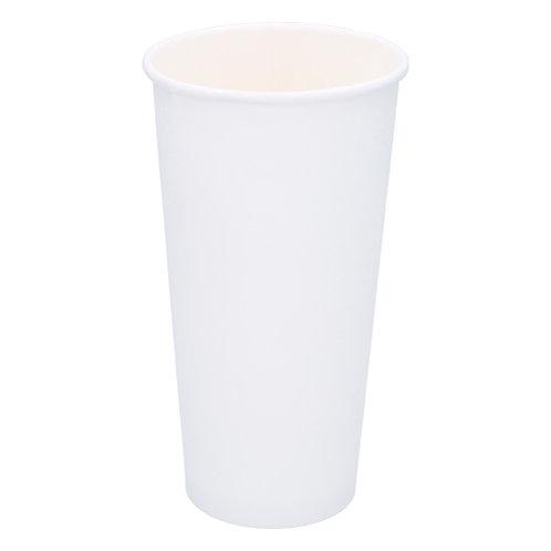 Vaso desechable para bebidas calientes. Material: Cartón  32 oz.